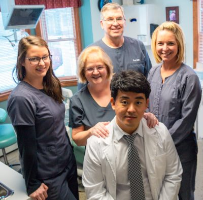 Madison-Family-Dentistry-maine-office-team